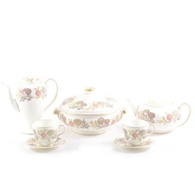 Lot 65-An extensive Wedgwood bone china table service, Lichfield pattern