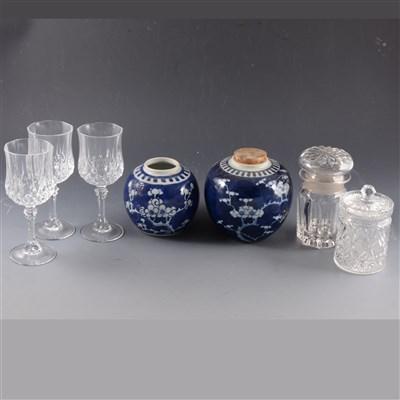 Lot 31-Staffordshire pottery group, Scottish Gamekeeper, ...