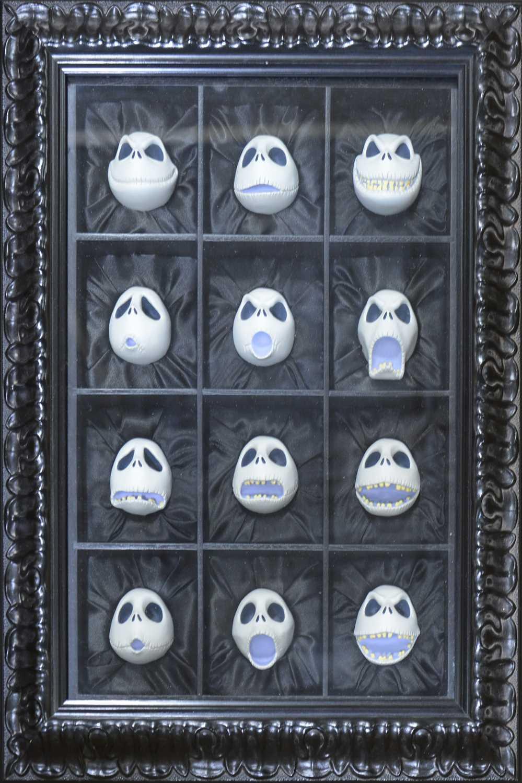 Lot 131 - Tim Burton, limited edition, Jack's Heads