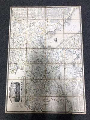 Lot 545-Rizzi Zannoni, Topografica Dell' Agro Napoletano, 1793, and other maps