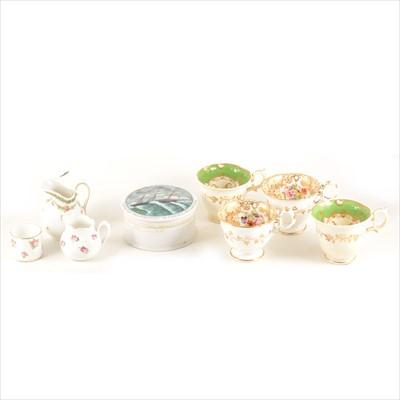 Lot 52-Victorian teaware
