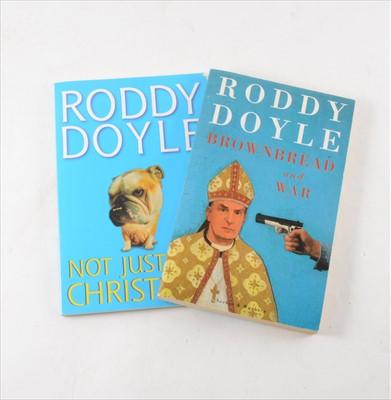 Lot 14-RODDY DOYLE, War, Passion Machine Ltd, Dublin...