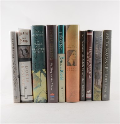 Lot 24-HILARY MANTEL, A Place of Greater Safety, Viking, ...