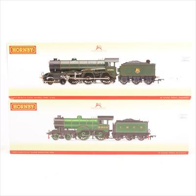 Lot 48-Two Hornby OO gauge model railway locomotives, R3318, R3433