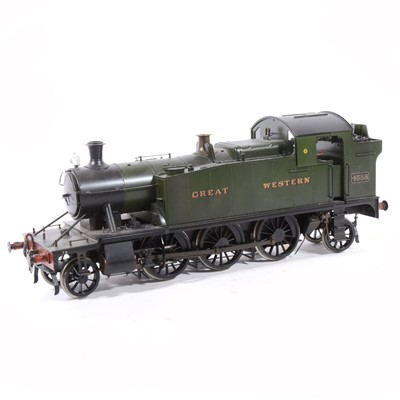 Lot 5-Bachmann electric, gauge 1 / G scale, 45mm locomotive, Prairie GWR 2-6-2 BR no.4588, in wooden case.