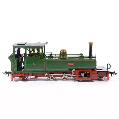 Lot 15-Roundhouse live steam, gauge 1 / G scale, 32mm locomotive, L&B'Taw' 2-6-2.