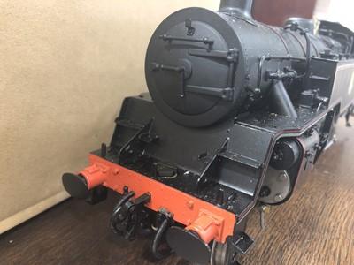 Lot 34 - Live steam model, gauge 1 / G scale, 45mm locomotive, 4MT 2-6-4T BR no.80134.