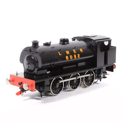 Lot 44-Bachmann Brassworks electric, gauge 1 / G scale, 45mm locomotive, Class J94, 0-6-0, LNER no.8052, in box, with RC