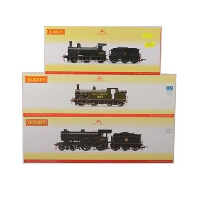 Lot 503 - Three Hornby OO gauge model railway locomotives: R3234, R3231, R2503