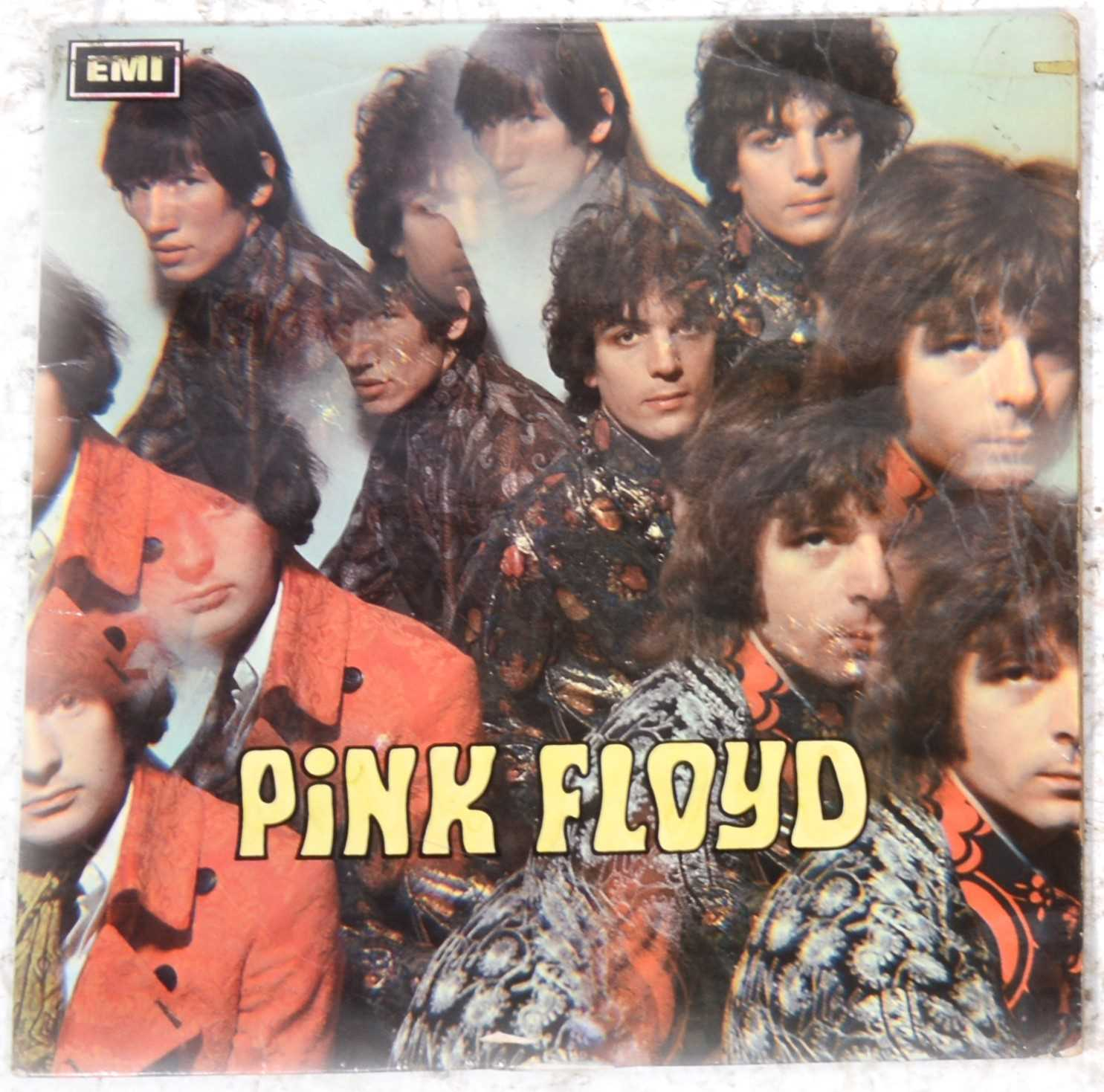 Lot 19-The Pink Floyd; The Piper at the Gates of Dawn mono SX6157 matrix XAX3419-2 / XAX3420-1.