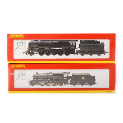 Lot 506 - Two Hornby OO gauge model railway locomotives, R2229 and R2248.