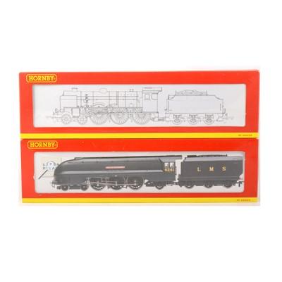Lot 510 - Two Hornby OO gauge model railway locomotives, R2270 and R2208.