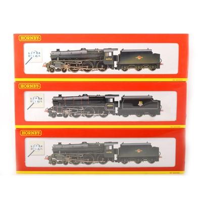 Lot 511 - Three Hornby OO gauge model railway locomotives, R2258, R2250, R2360