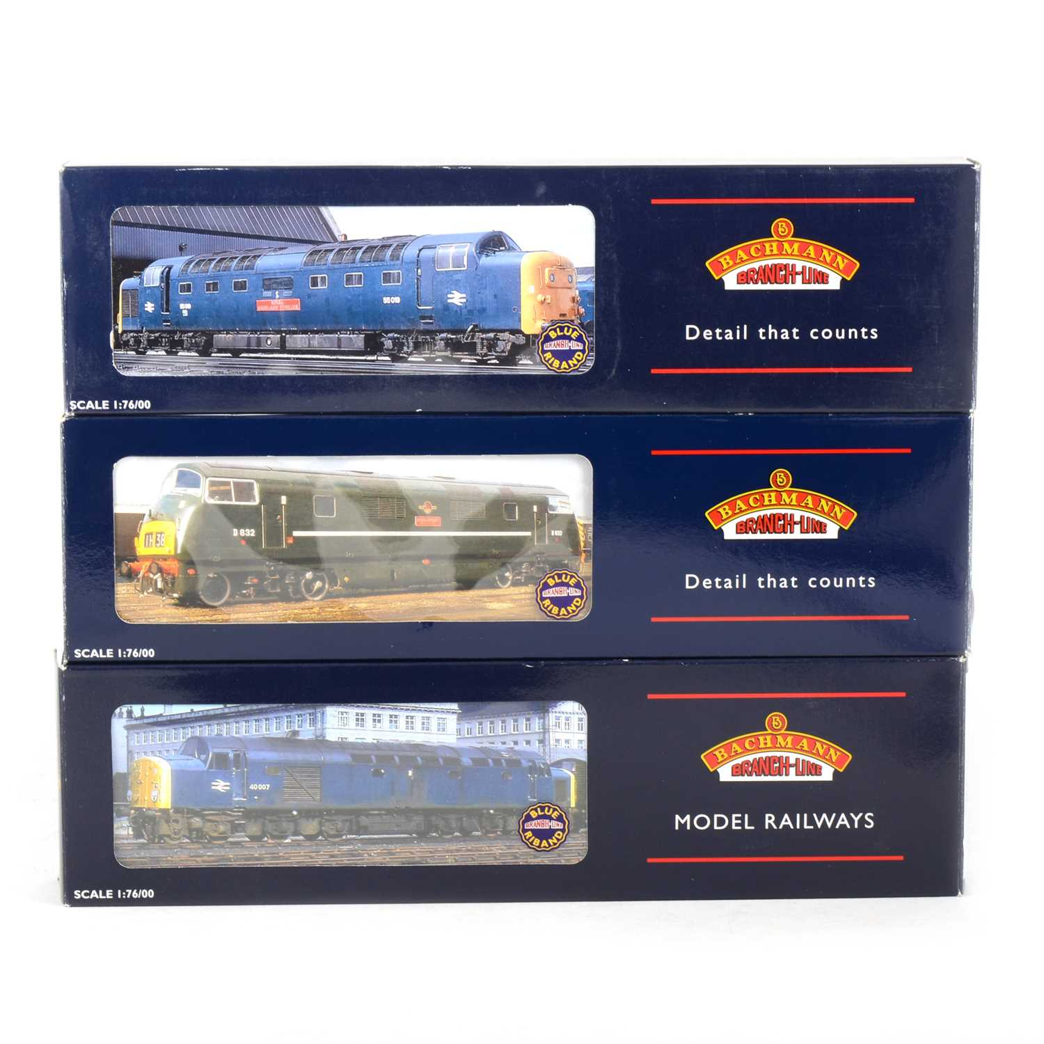 Lot 567-Three Bachmann OO gauge model railway locomotives, 32-477, 32-058 and 32-525.