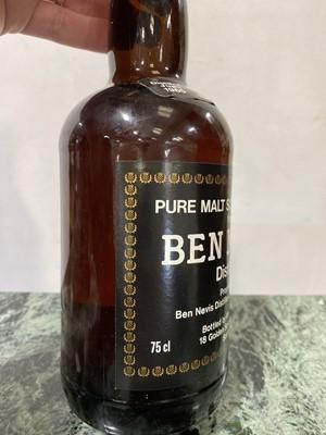 Lot 357 - Ben Nevis 1965, 22 year old, Cadenhead bottling, single Highland malt Scotch whisky