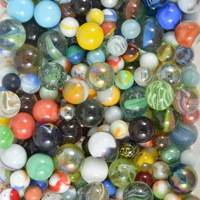Lot 13-Marbles