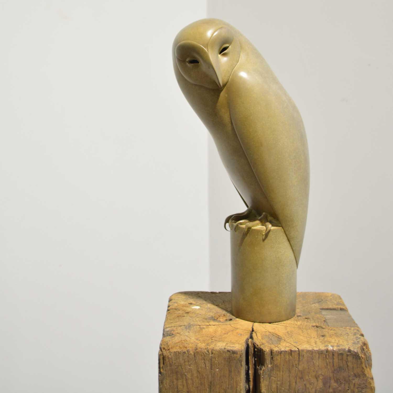 Lot 387 - Geoffrey Dashwood - Barn Owl