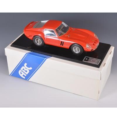 Lot 41 - ABC Modello Carlo Brianza 1:14 scale model; Ferrari 250 GTO (1962)