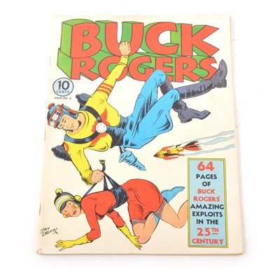 Lot 33 - Buck Rogers comic issue no.2