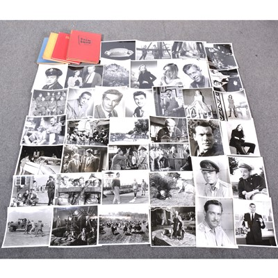 Lot 14 - British Lion Films publicity photographs, forty in total