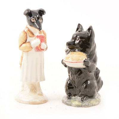 Lot 9 - Beswick Beatrix Potter models.