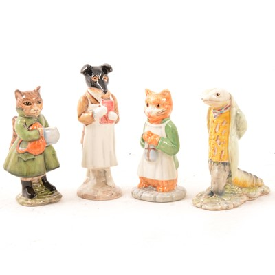 Lot 8 - Beswick Beatrix Potter models.