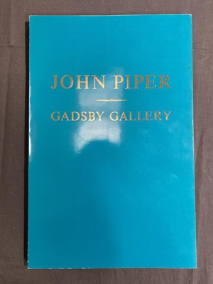 Lot 346 - John Piper - The High Fall (Ffrwd Fawr).