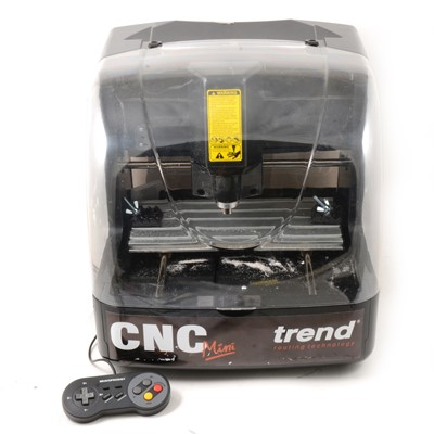 Lot 5 - A Trend CNC Mini router/engraving machine
