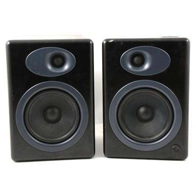 Lot 11 - A pair of Audioengine 5 monitor speakers