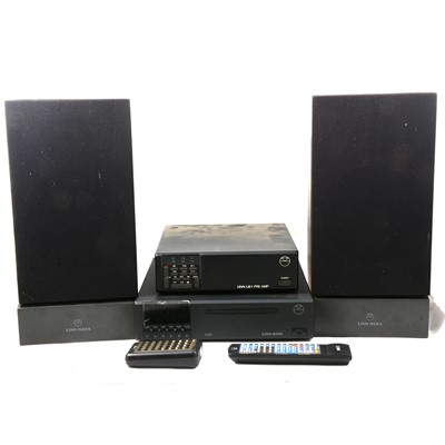 Lot 13 - Linn audio equipment.