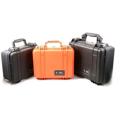Lot 20 - Three Peli hard cases