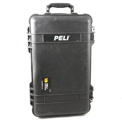 Lot 17 - Peli 1510 hard case, with uncut foam, height 55cm.
