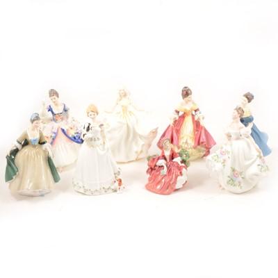 Lot 9 - Royal Doulton Ladies
