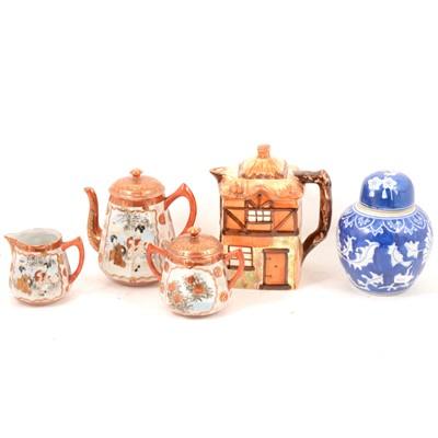 Lot 59 - Quantity of ceramics.