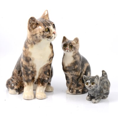 Lot 47 - Collection of Winstanley cats