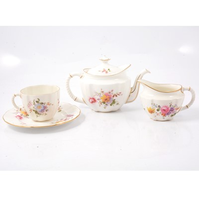 Lot 33 - Royal Crown Derby tea set