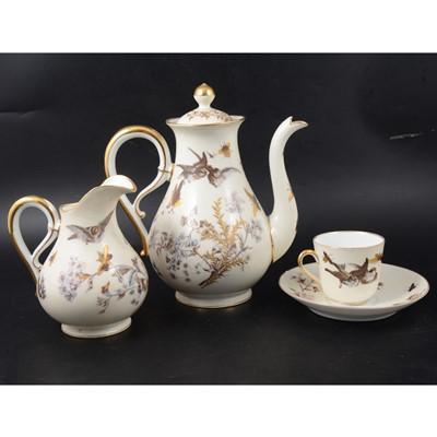 Lot 30 - Pirkenhammer tea and coffee set