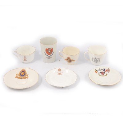 Lot 58 - Collection of Royal Commemorative china