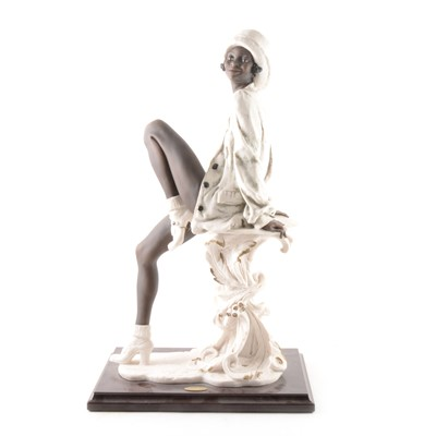 "Lot 47 - Giuseppe Armani Florence, ""Whitney"" limited edition figure."