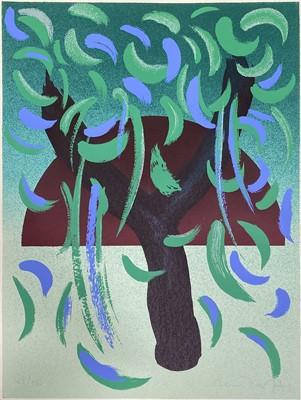 Lot 1106 - Michael Heindorff - Tasso Tree, three from the series