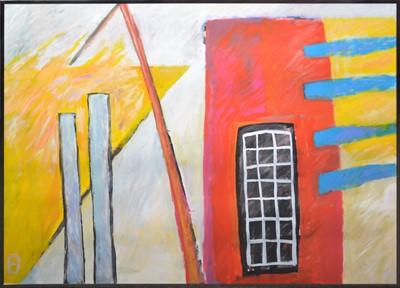 Lot 1057 - Philip Vencken, Architectural study