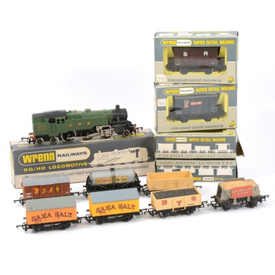 Lot 15 - Wrenn OO gauge model railways