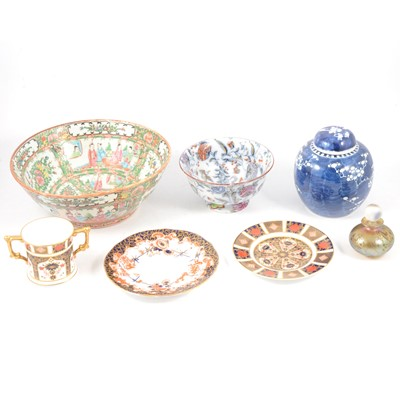 Lot 62A - Collection of decorative ceramics and glass