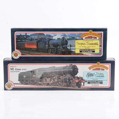 Lot 29 - Two Bachmann OO gauge model railway locomotives, 31-850, 31-558