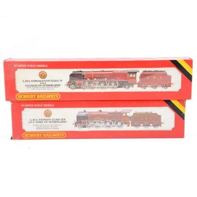 Lot 32 - Two OO gauge white metal model locomotives, R357, R066