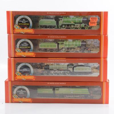 Lot 40 - Four Hornby OO gauge model railway locomotives, R374, R053, R378; R380.