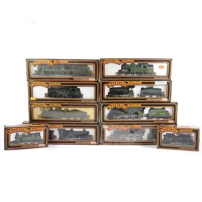 Lot 41 - Ten Palitoy Mainline OO gauge model railway locomotives, all boxed.