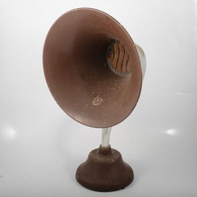 Lot 109 - Vintage BTH C2 horn speaker