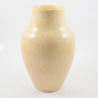 Lot 30 - Pilkington's Royal Lancastrian, a large vase, 1938.
