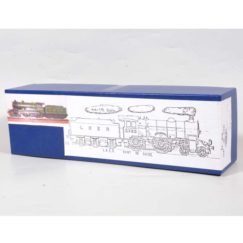 Lot 14 - Ace Productions O gauge locomotive metal kit, D49 kit, LNER 4-4-0, 2755